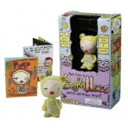 Gus Finks Pinko Boogily Heads Series 1 Bobble Head Art Toy