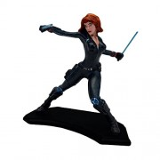Factory Entertainment Marvel Comics - Age of Ultron Metal Miniature - Black Widow Statue