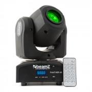Panther 40 Spot Movinghead LED 45W 7 Gobos 7 Colori DMX Telecomando IR