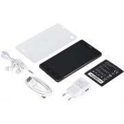 ER MTK6580 Quad-Core A 512MB RAM 4GB ROM 2.0MP Cámara Teléfono Para Android 5.1. -Gris