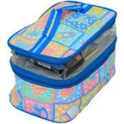 "Kuber Industries "" Jewellery Kit, Make Up Kit, Multi purpose Kit, Travelling Kit (KI3350) "" Travel Toiletry Kit(Multicolor)"