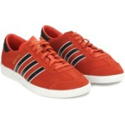 ADIDAS ORIGINALS HAMBURG Sneakers For Men(Orange)