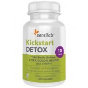 Sensilab Kickstart Detox - 10 jours détox complète du corps - 20 capsules