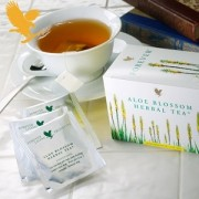 Aloe Blossom Tea - tisana con fiori di Aloe - Forever Living Products
