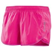 Skins Plus System Run Hardloop Shorts Dames roze L 2017 Hardloopbroeken