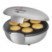 Clatronic Muffin Maker Clatronic MM3496 Silver, Svart