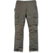 Carhartt Full Swing Steel Pantalones del cargo Gris 36