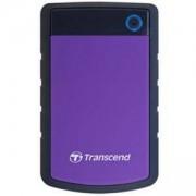 Твърд диск Transcend StoreJet, 2.5, USB 2.0, 3.0, TS4TSJ25H3P