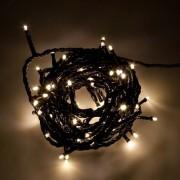Instalatie Pom Craciun 100 LED-uri Diverse Culori Fir Negru