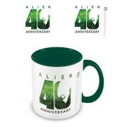Pyramid International Alien Coloured Inner Mug 40th Anniversary