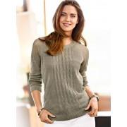 Walbusch Pullover Tropic Grün 44