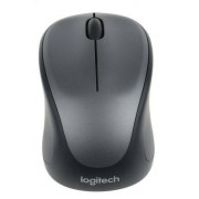 Logitech Mouse Ottico Compatto Grigio USB Wireless , pulsanti 3, 910-002201