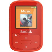 MP3 Player Sandisk SDMX28-016G-G46R 16 GB Rosu