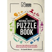 Natural History Puzzle Book. Discover the natural world with these perplexing family puzzles!, Paperback/***