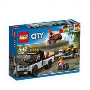 Lego 60148 Fyrhjulingsracerteam