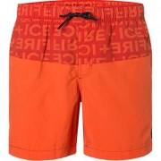 Fire + Ice Bademoden Herren, Mikrofaser, orange