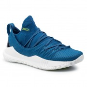 Обувки UNDER ARMOUR - Ua Curry 5 3020657-401 Blu