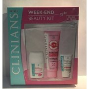Clinians Week-End Beauty Kit: Crema Corpo 50 Ml+latte Detergente 30 Ml+crema Viso 15 Ml (8003510017133)
