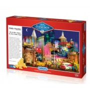 Gibsons Gibsons The Big Win New York City Jigsaw Puzzle (1000 pieces)