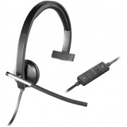 Casti USB Logitech H650e Mono