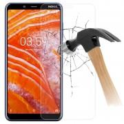 Protetor Ecrã em Vidro Temperado para Nokia 3.1 Plus