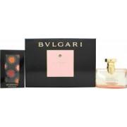 Bvlgari Splendida Rose Rose Gift Set 100ml EDP + Scarf