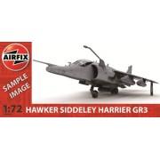 Airfix Hawker Siddeley Harrier GR3 Model Kit (1:72 Scale)