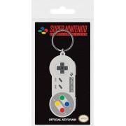 Pyramid Nintendo - SNES Controller Rubber Keychain