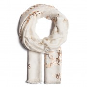 Шал GUESS - Not Coordinated Scarves AW8469 MOD03 IVO