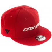 Dainese 9Fifty Wool Víčko Jedna velikost červená