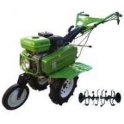 Motosapa,motocultor BSR ZS 500 B3M Far fata, Transmisie fonta, Ghidon reglabil, Fara roti cauciuc, Freze 1000mm