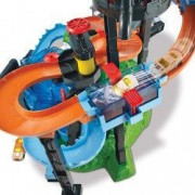 Set de joaca Hot Wheels City - Ultimate Gator Car Wash