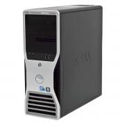 Dell Precision T3500 Intel Xeon W3503 2.40 GHz, 8 GB DDR 3 ECC, 250 GB HDD, DVD-ROM, 1 GB Quadro 600, Tower