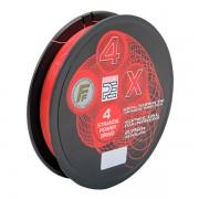Fir Textil Lineaeffe FF Super PE Fluo Red, 275m