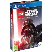 Lego Star Wars The Skywalker Saga Deluxe Edition PS4 Game