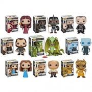 Funko Game Of Thrones Series 6 Set Of All 9 Pop! Vinyl Action Figures
