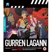 All The Anime Gurren Lagann - The Complete Collection