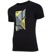 Мъжка Тениска 4F TSM022 Black