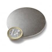 Magnet neodim disc, diametru 60 mm, putere 22 kg