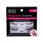 Ardell Magnetic Accents Accents 002 magnetické řasy 1 ks odstín Black pro ženy