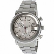 Ceas barbatesc Gucci G-Chrono YA101339 argintiu Stainless-Steel Swiss Chronograph YA101339