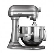 Robot pâtissier multifonction avec crémaillère Artisan argent platine 500 W 5KSM7580XEMS Kitchenaid