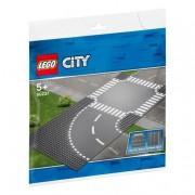 Lego City - Curvas y Cruce - 60237