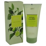 4711 Acqua Colonia Lime & Nutmeg For Women By Maurer & Wirtz Body Lotion 6.8 Oz