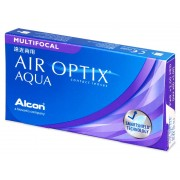 Alcon Air Optix Aqua Multifocal (3 čočky)