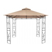 Bastenska tenda metalna Gazebo