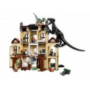 Lego Конструктор Lego Jurassic World 75930 Мир Юрского Периода Нападение индораптора в поместье Локвуд