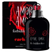 Cacharel Amor Amor Forbiden Kiss 100Ml Per Donna (Eau De Toilette)