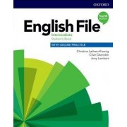 OXFORD English File Fourth Edition Intermediate Student´s Book with Student Resource Centre Pack - Clive Oxenden, Christina Latham-Koenig