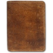 EL Mio Brand New Handmade Antique Classic and Royal Natural Vintage Pure Genuine Tan Leather Stylish and Fashionable Designer 30 Card Holder(Set of 1, Tan)